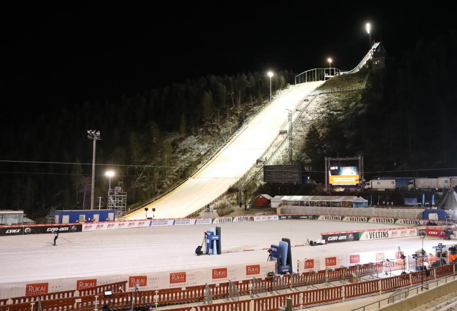 Skocznia w Kuusamo