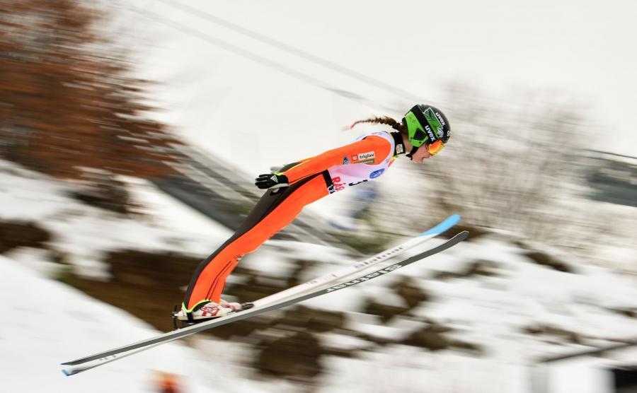 Kobiecy konkurs skoków narciarskich