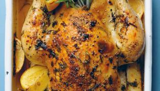 Kurczak w cytrynach