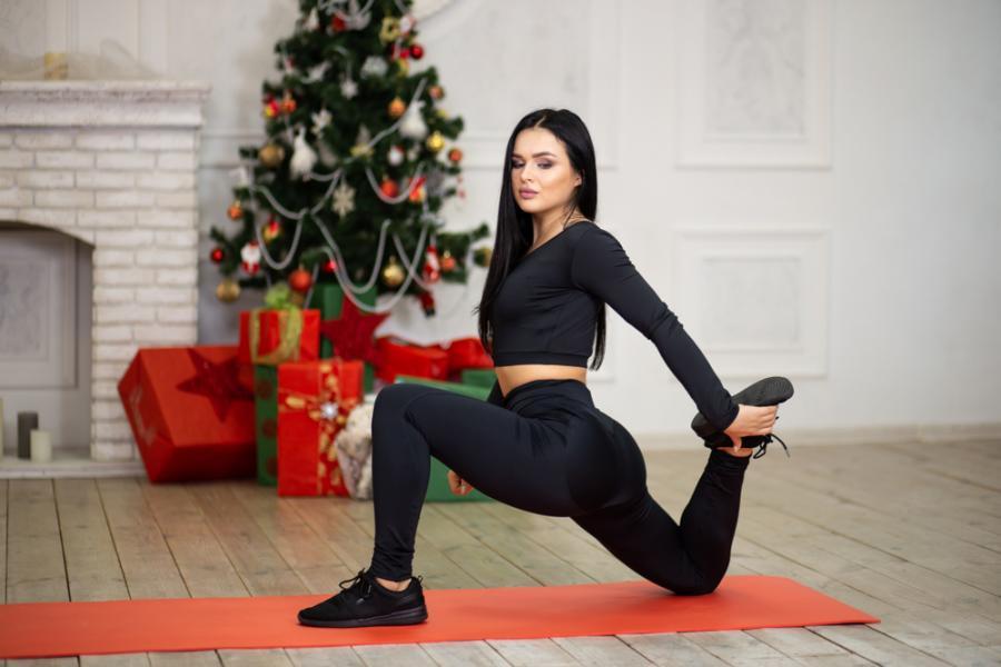 Świąteczny trening