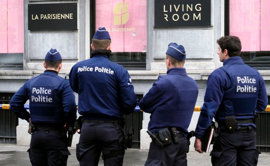 Brukselska policja