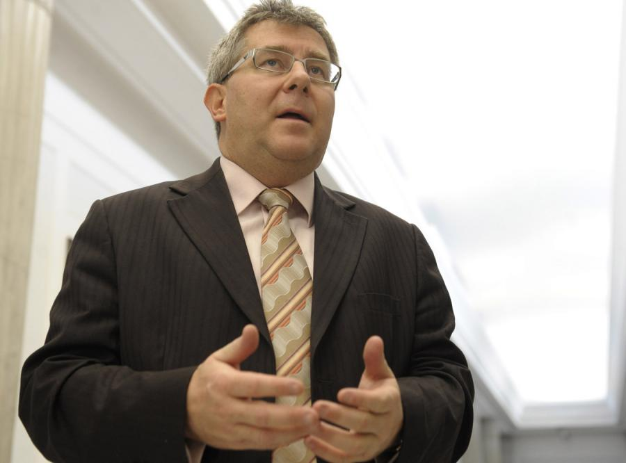 Jak naprawdę nazywa się Ryszard Czarnecki