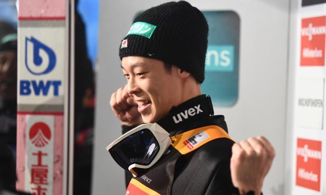 TCS: Cztery konkursy i cztery zwycięstwa. Ryoyu Kobayashi dołączył do Svena Hannawalda i Kamila Stocha