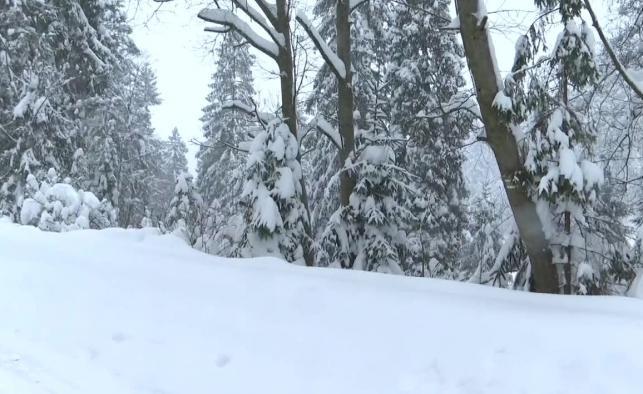 Warunki w górach są trudne