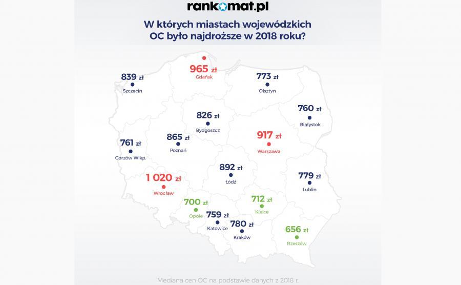 Najdroższe miasto – Wrocław