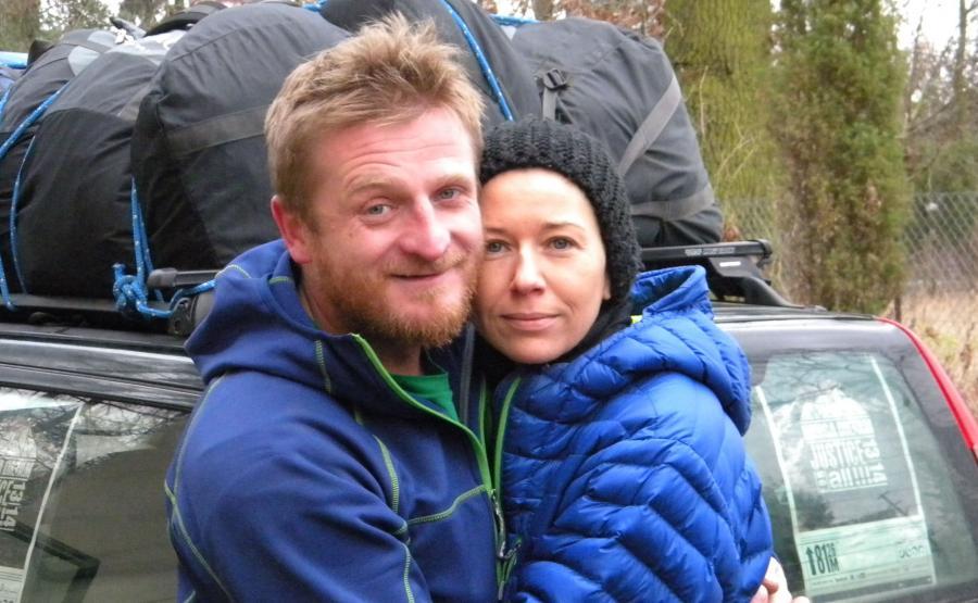 Tomasz Mackiewicz i Anna Solska-Mackiewicz