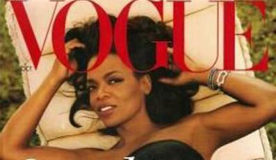 Vogue każe, więc Oprah chudnie