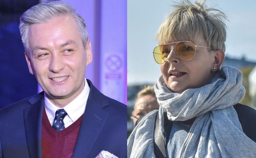 Robert Biedroń, Karolina Korwin Piotrowska
