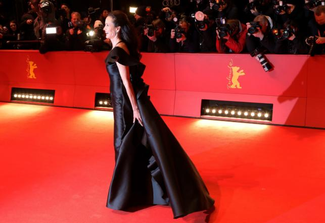 Andie MacDowell na czerwonym dywanie. Rusza 69. Festiwal Filmowy w Berlinie