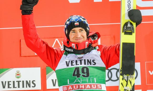 Prezydent Duda i premier Morawiecki pogratulowali Stochowi wygranej w Lahti
