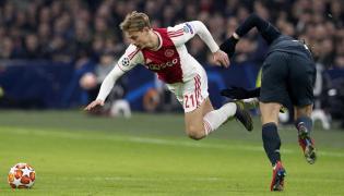 Frenkie de Jong i Gareth Bale