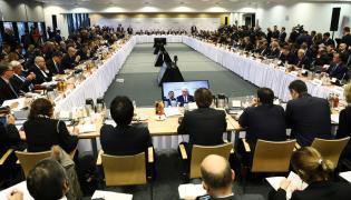 Szczyt w Warszawie