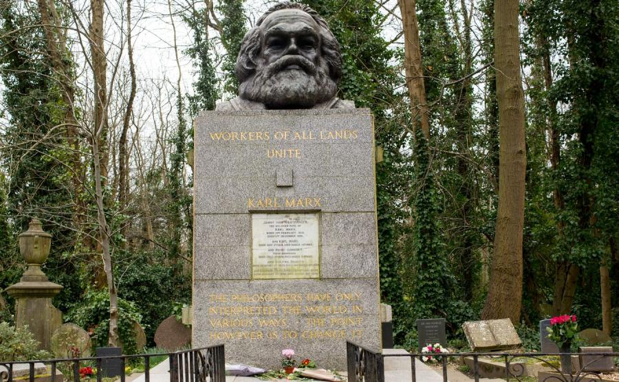 Nagrobek Karola Marksa