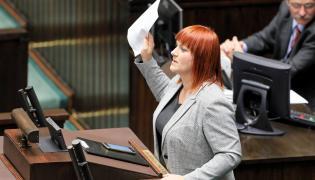 Justyna Socha ze STOP NOP