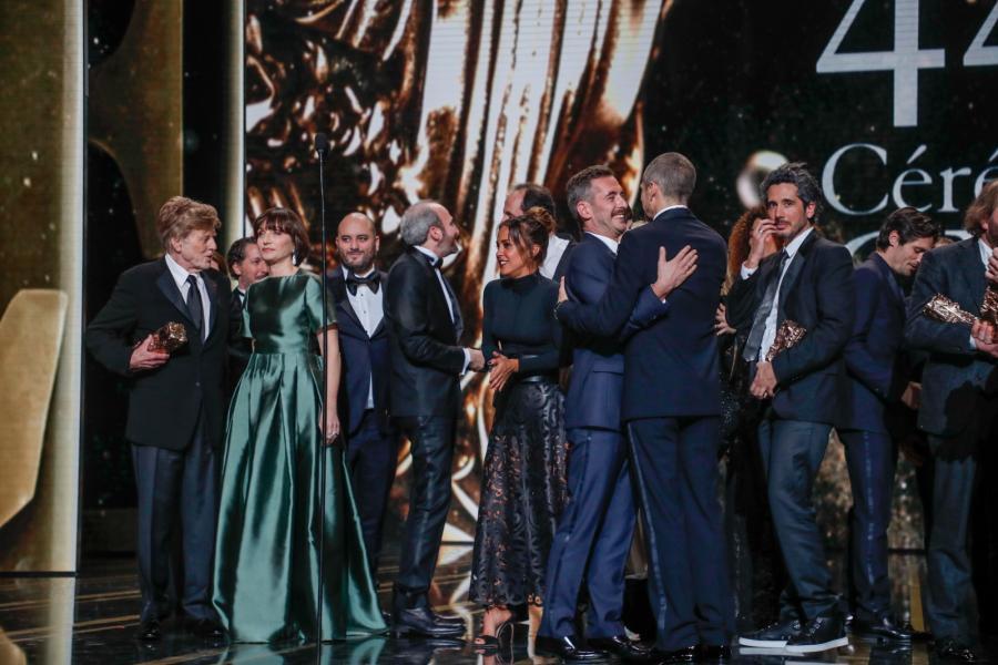 Cezary 2019- na scenie m.in. Robert Redford, z nagrodą za całokształt twórczości