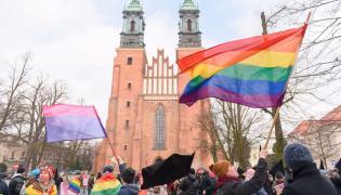 Manifa pod poznańską Katedrą