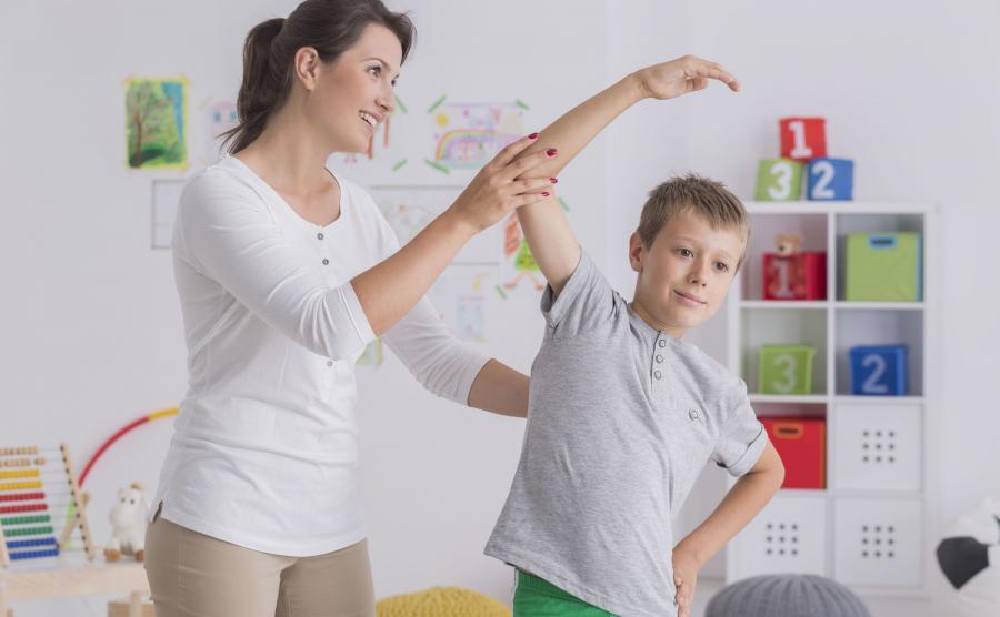 Ćwiczenia z dzieckiem