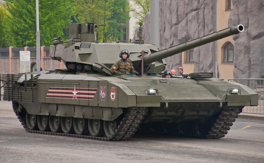 Czołg A-14