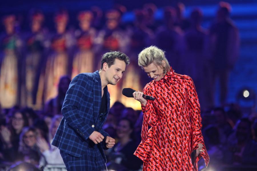 Magda Mołek i Krzysztof Zalewski