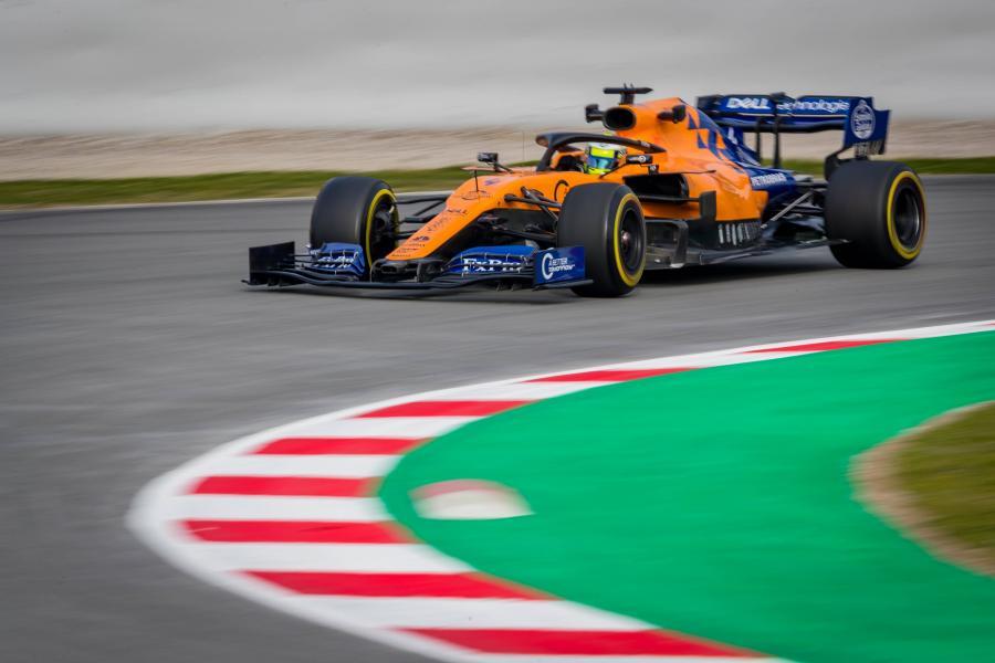 McLaren: Lando Norris, Carlos Sainz