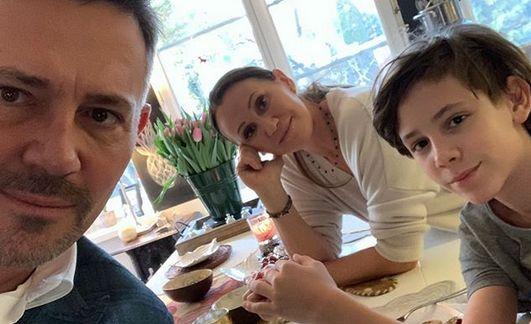 Krzysztof Ibisz, Anna Nowak-Ibisz i Vincent Ibisz