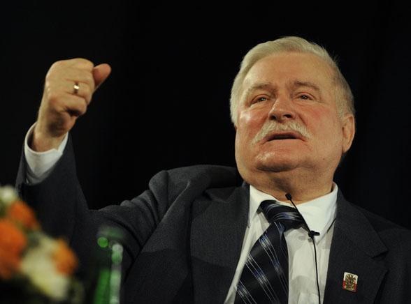 Wałęsa drugi raz znokautował Czarneckiego