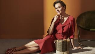 Małgorzata Socha w kampanii Monnari wiosna/lato 2019