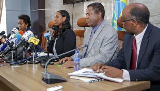 Wstępny raport ws. katastrofy samolotu Ethiopian Air