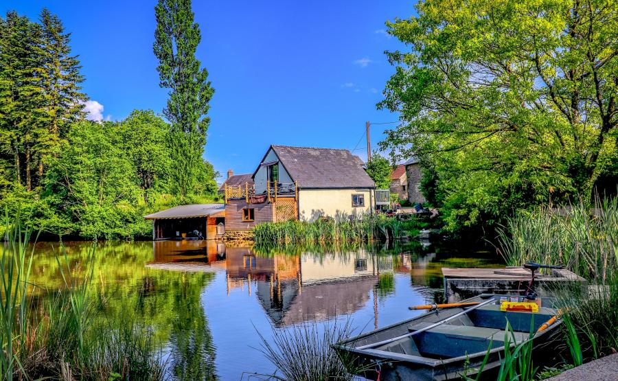 Dom we Francji/zdjęcia ilustracyjne