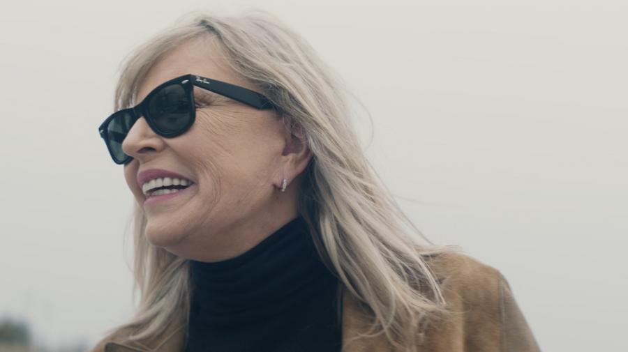 Krystyna Janda w filmie \
