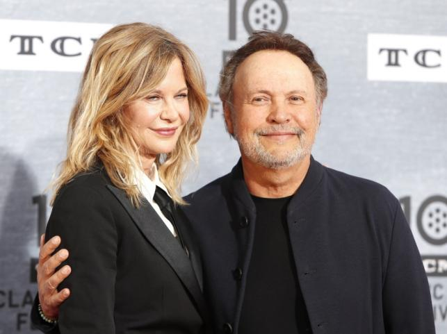 Meg Ryan i Billy Crystal