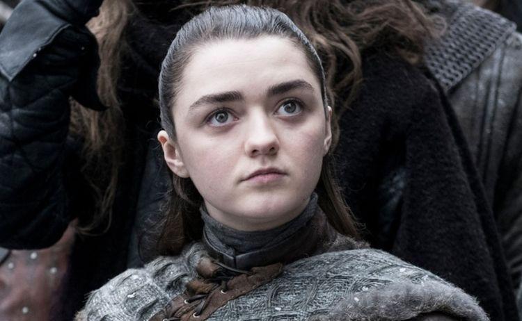 Maisie Williams jako Arya Stark w \