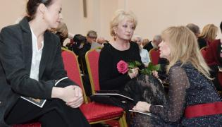 Magdalena Różczka, Beata Ścibakówna i Magdalena Zawadzka