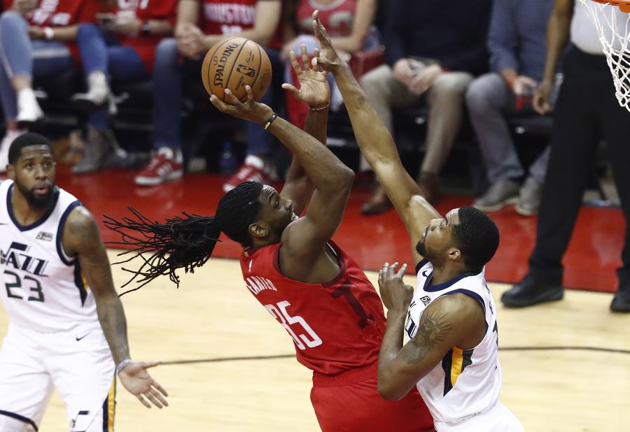 Derrick Favors i Kenneth Faried