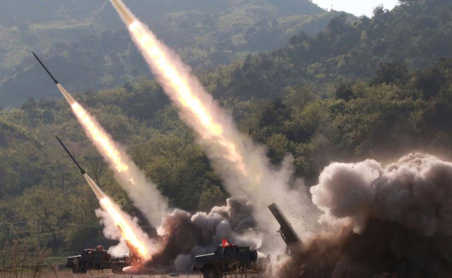 Rakiety testowane przez Koreę Północną