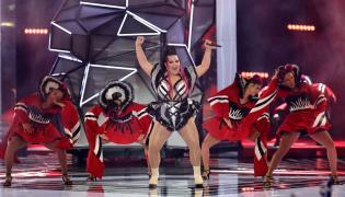 Netta podczas konkursu Eurowizji