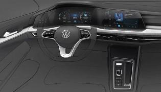 Volkswagen Golf ósmej generacji zaskoczy wnętrzem