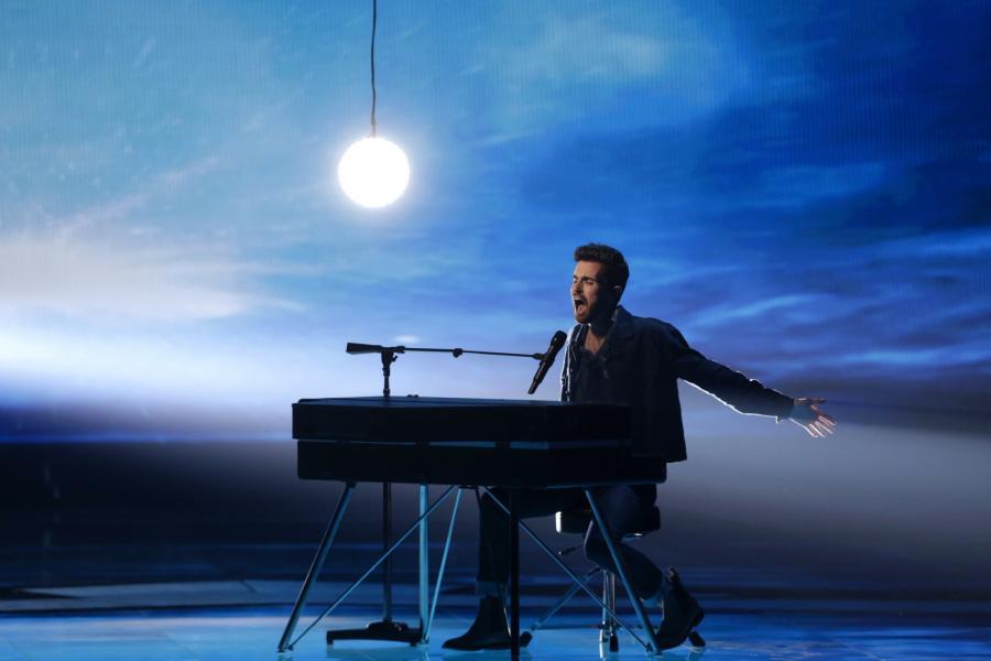 Duncane Laurance zwyzięzcą Eurowizji