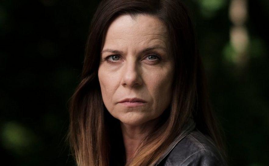 Agata Kulesza w 2. sezonie \