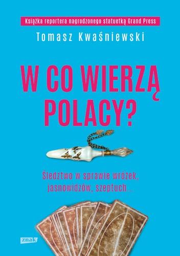 okładka książki Tomasza Kwaśniewskiego \