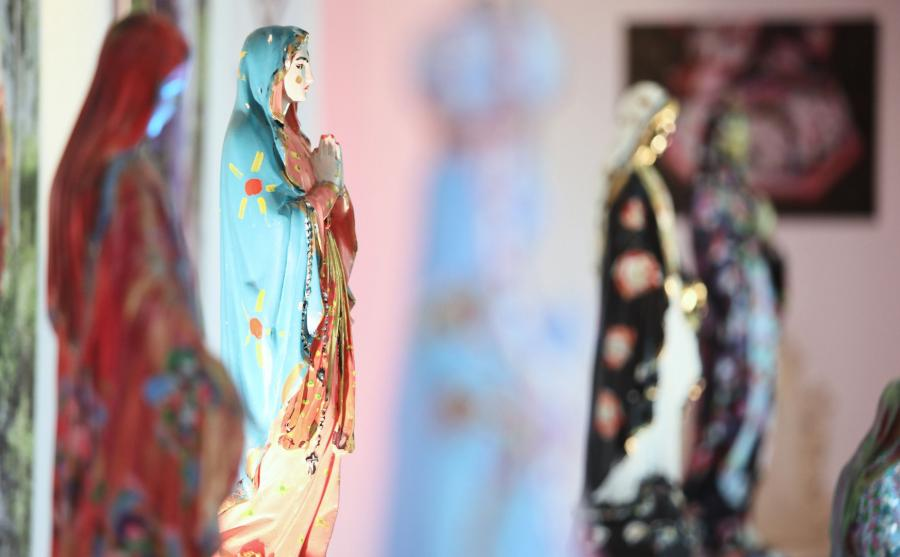 Wystawa Madonny Kory