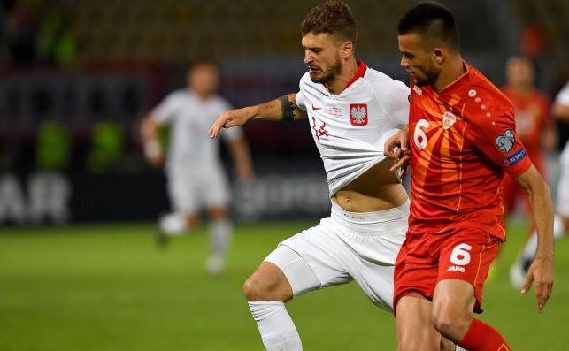 Polska kontra Macedonia