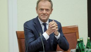 Donald Tusk przed komisją ds. VAT