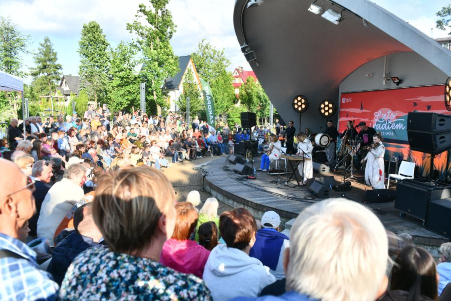 Kapela ze Wsi Warszawa(Amfiteatr) Lato z Radiem Festiwal 2019 Zakopane 2