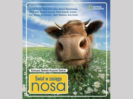 Najlepszym przewodnikiem jest nos
