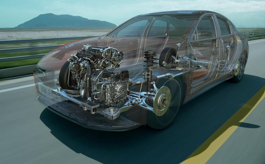 Kia zaoferuje silnik benzynowy z nowatorskim rozwiązaniem, które nazwano CVVD