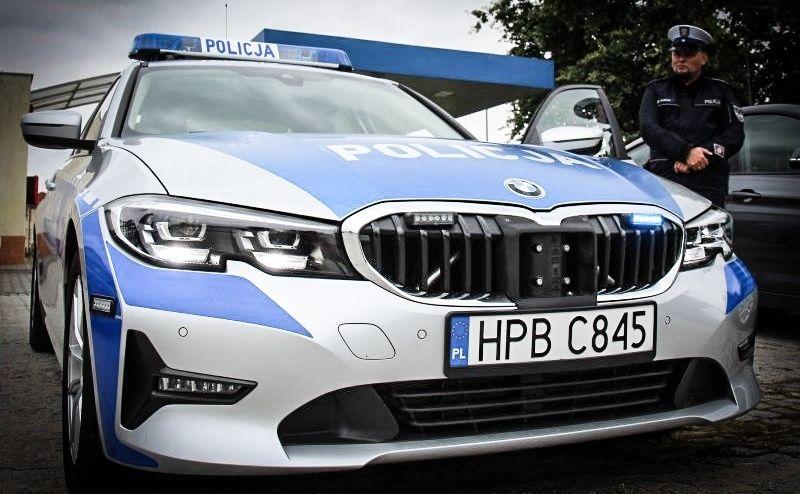 Oznakowane BMW serii 3