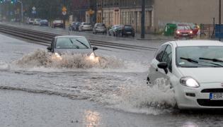 Katowice pod wodą