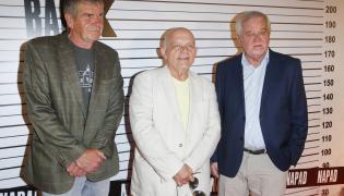 Marian Dziędziel, Adam Ferency oraz Lech Dyblik