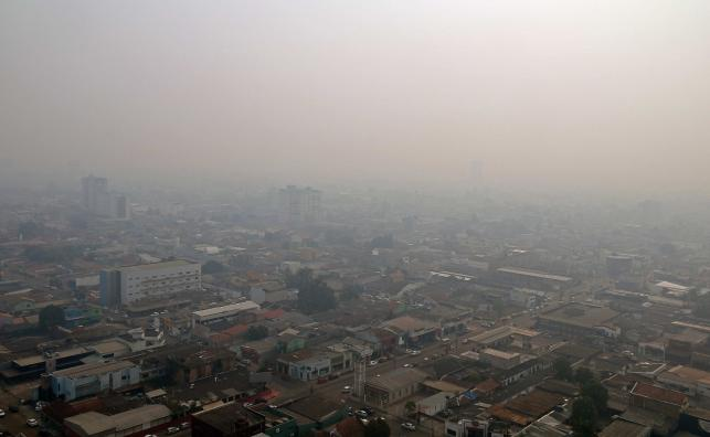 Dym w miastach